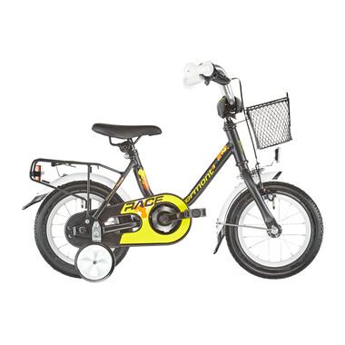 """Vélo Enfant VERMONT RACE 12"""" Noir 2020"""